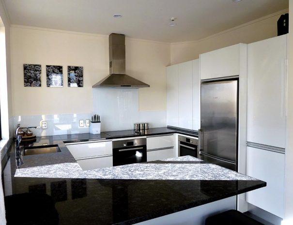 Penthouse Apartment Modern Kitchen