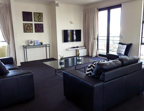 Penthouse Apartment Spacious Living Area